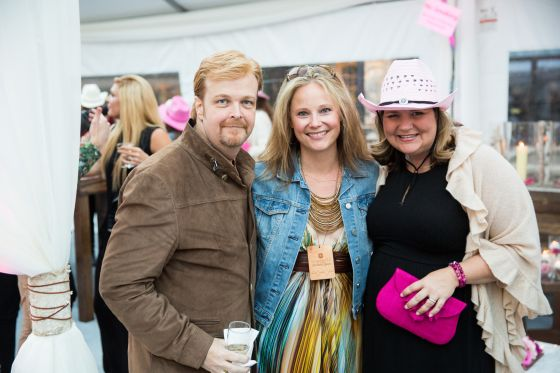 Event Designer Icon, Ed Libby, Emily Campbell and Engage Founder, Rebecca Grinnals