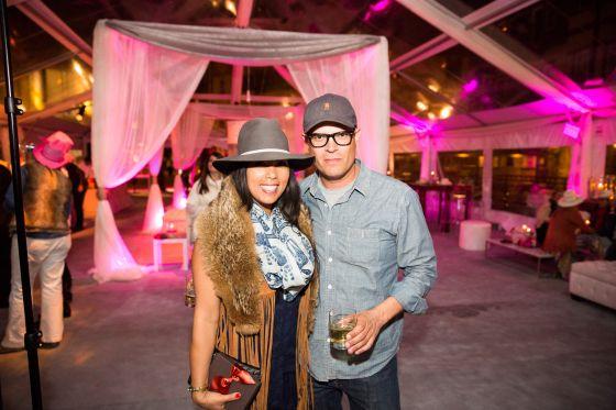 Josh Friedman, owner of Elan Artists