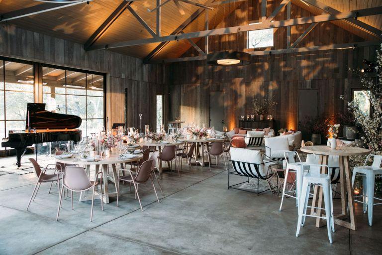 Sonoma Vineyard Estate Reception