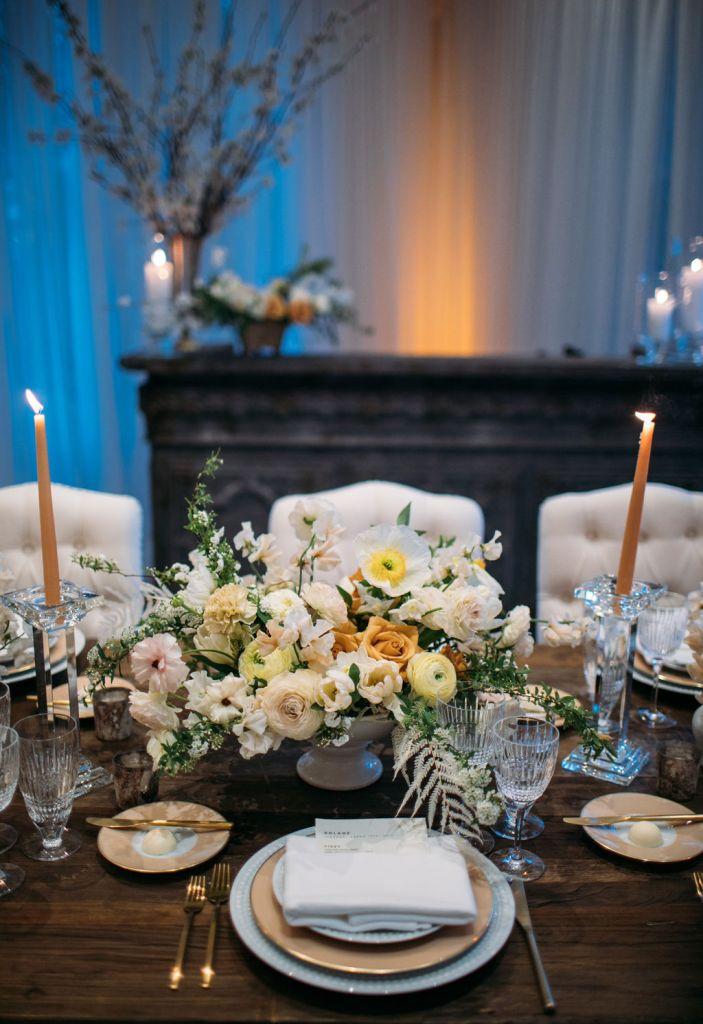 Solage Wedding Decor
