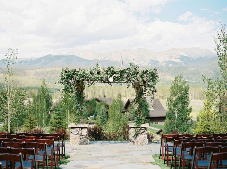 outdoor-wedding-ceremony-ideas-floral-arch