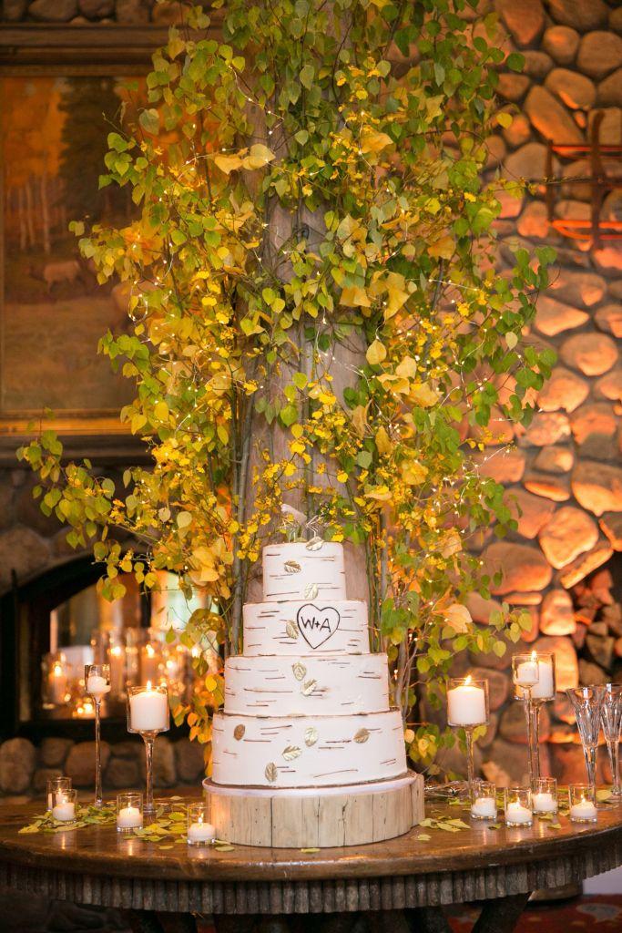wood-wedding-cakes