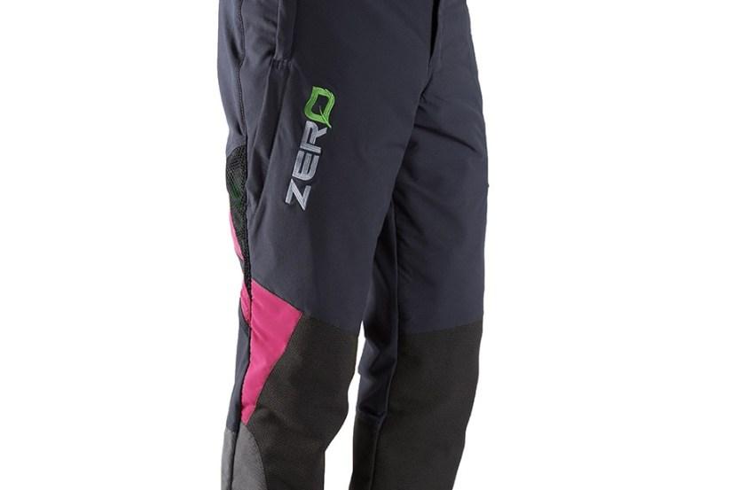 Pink Zero Chainsaw Pants