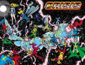 crisis-1-cover-118319-300x229 DC's Crisis on Infinite Earths Revisited