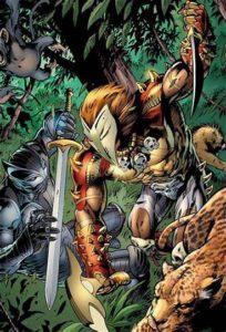 Killmonger-204x300 What's Happening to Black Panther Keys?