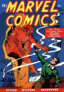 Marvel-Comics-1-209x300 Collecting 101: What Makes a Comic a Key Issue?