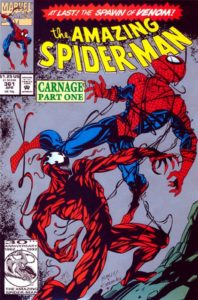 ASM-361-second-print-198x300 Let There Be Carnage: Minor Carnage Key Issues