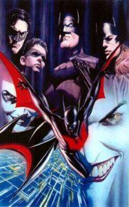 Batman-Beyond-Alex-Ross-187x300 Could Batman Beyond Get His Own Live-Action Series?