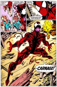 Carnage-panel-198x300 Have ASM #361 Prices Reached a Plateau?