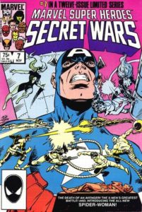 Secret-Wars-7-201x300 Check Your Long Boxes for ASM #210