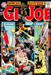 Showcase-54-204x300 G.I. Joe - Great Key Books For Long Term Growth