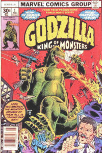 129433_14b233ca8f2a18f81e24f16f5fc32058fe9e40e5-200x300 Movie Based Comic Books: Godzilla