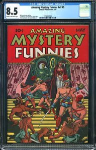 Amazing-Mystery-Funnies-5-191x300 A Walk Through Comic History