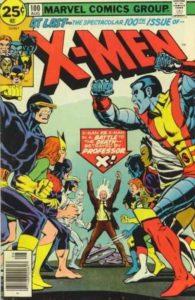 X-Men-100-195x300 Rewarding the Faithful X-Men Fans