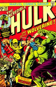 Hulk-181-German-195x300 Und Jetzt...Wolverine: Collecting the Hulk 181 Reprints