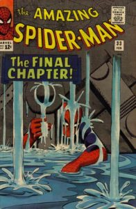 ASM-33-196x300 The Hottest Silver Age Comics on the Market