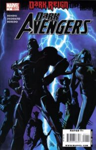 Dark-Avengers-1-standard-193x300 These Keys May Be Down, But Don't Panic Just Yet