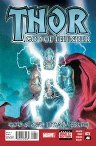 Thor-God-of-Thunder-25-198x300 Dawn of the Thunder Goddess