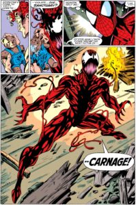 ASM-361-page-14-199x300 Let There Be Carnage: Minor Carnage Key Issues