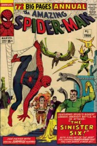 ASM-Annual-1-199x300 Five Comics Shaking Up the Silver Age Market