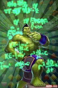 Cho-Hulk-art-2-200x300 The Next Hot Comic: 2005's Amazing Fantasy #15