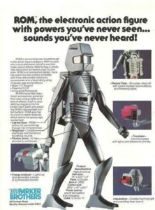 Rom-toy-ad-222x300 Why is Rom: Spaceknight Suddenly in Demand?