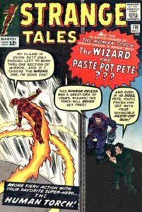 Strange-Tales-110-201x300 Dream Come True: Affordable Nightmare Comics