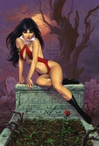 Vampirella-204x300 50 years of Vampirella