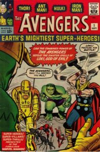 Avengers1-197x300 When Will the Market Pick Up for the Holy Grails of Comics?