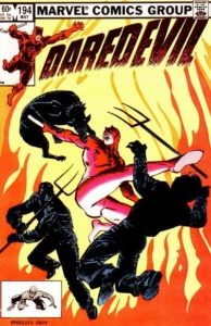 184-194x300 Top Daredevil Covers by Artist