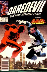 257-197x300 Top Daredevil Covers by Artist