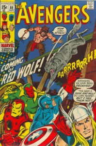 Avengers-80-198x300 Pure Speculation: An MCU Red Wolf?