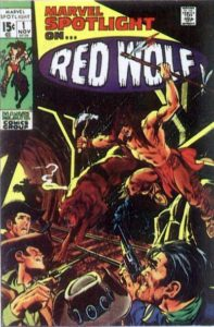 Marvel-Spotlight-1-vol-1-197x300 Pure Speculation: An MCU Red Wolf?