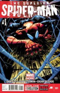 Superior-Spider-Man-1-195x300 Pure Speculation: Superior Spider-Man in the Sony-Verse?