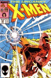 Uncanny-X-Men-221-196x300 The Hot List: The X-Men's Resurgence