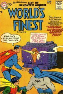 Worlds-Finest-88-203x300 Silver Age Batman Villain Keys