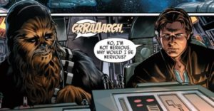 han-solo-and-chewie-300x156 Star Wars #1: The Book that Saved Marvel Comics