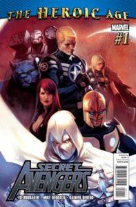 secret-avengers-197x300 The Human Rocket: Nova Issues to Buy Now