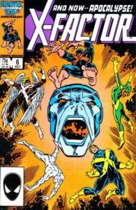 x-factor_6-195x300 The Hot List: The X-Men's Resurgence