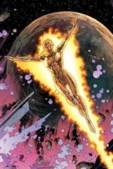 250px-Nova_Frankie_Raye-201x300 Top Three Comics: Silver Age