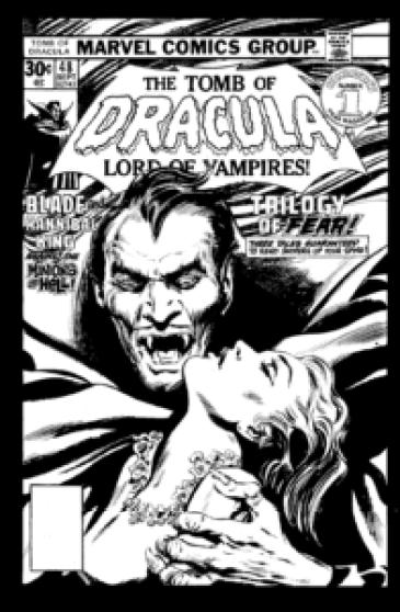 RCO013-196x300 Horror Renaissance: Tomb of Dracula #1