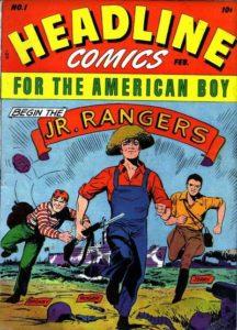 headline1-216x300 Headline Comics #8 up for Auction