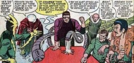 Member_of_the_Sinister_Six-300x142 The Insidious Six: Amazing Spider-Man Annual #1
