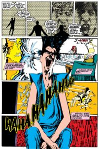 New-Mutants-26-interior-201x300 Modern Art Collection: Bill Sienkiewcz's New Mutants