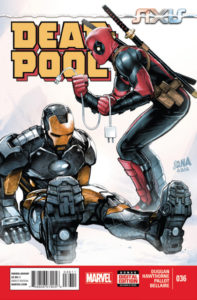 766322_deadpool-36-197x300 GoCollect Reader Mail #C for Chimichangas