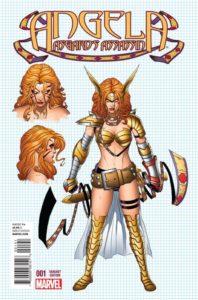 Angela-1-Quesada-198x300 Speculation Game: Angela #1