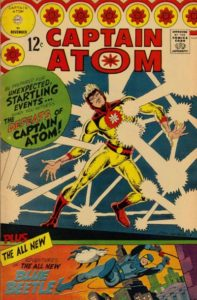 Captain-Atom-83-197x300 81 Years in the Making: The Blue Beetle
