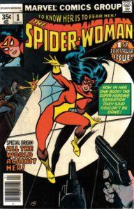 130283_d95ee4dc1c20d319592410e7a801fa13c4a5c6da-192x300 Sony's Spider-Woman Movie Spurs the Market for Marvel Spotlight #32