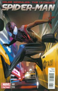 Miles-1-Staples-Variant-193x300 Miles Morales Comics You Need to be Hunting