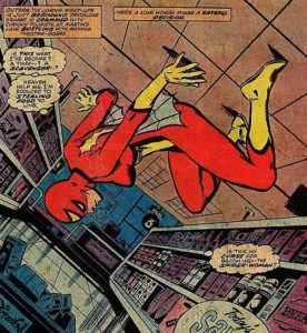 Spider-Woman-panel-276x300 Sony's Spider-Woman Movie Spurs the Market for Marvel Spotlight #32